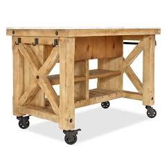 wooden kitchen island table m磧s de 25 ideas incre祗bles sobre marble top kitchen island en