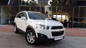 chevrolet captiva 2014 used chevrolet captiva cars málaga spain