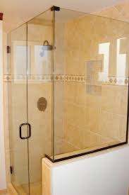 bathroom 2017 astounding slate frameless sliding glass shower