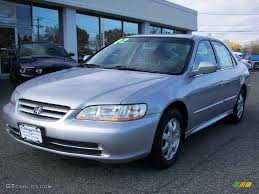 2002 silver honda accord 2002 satin silver metallic honda accord se sedan 20660674