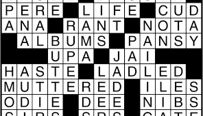 usa today crossword answers july 22 2015 crossword metro us
