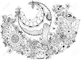 thumbelina coloring printable coloring pages barbie coloring