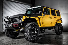 jeep bandit stock jeep wrangler yellow jacket by starwood motors hiconsumption