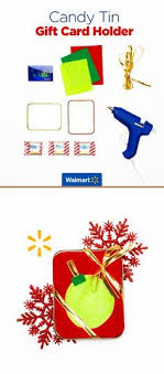 christmas gift card tins 17 best gift card diy projects images on gift card