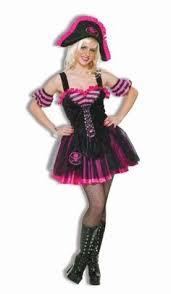 Pirate Halloween Costume Halloween Women U0027s Costume Biker Pirate Rag Wig Womens