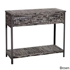 Soho Outdoor Furniture Gallerie Decor Soho Console Table Free Shipping Today