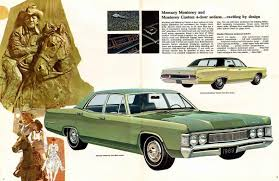 curbside classic and cc drive report 1969 mercury monterey custom