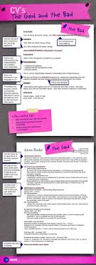 v cv cv cv s the and the bad how to write a killer cv to get the