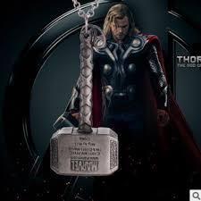 thor s hammer the dark world necklace ori fesyen lelaki