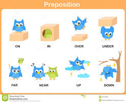 Preposition Practice Worksheets Preposition Worksheets Kindergarten U0026 Where Is The Monster