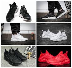 running shoes 2016 air huarache iv running shoes for black white