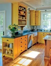 Yellow Kitchen Cabinets - best 25 yellow kitchen walls ideas on pinterest yellow kitchens