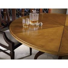 hooker furniture 5183 75203 palisade 60 round dining table in dark
