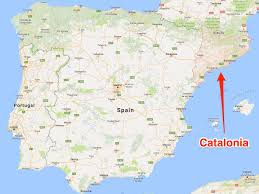Puerto Rico Google Maps by Catalonia Barcelona Set To Call Referendum On Independence From
