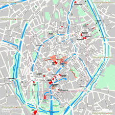 belgium city map tourist map of bruges bruges maps top tourist attractions free