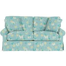 Cottage Style Sofa by Sleeper Sofas Upholstered Cottage And Coastal Living Style