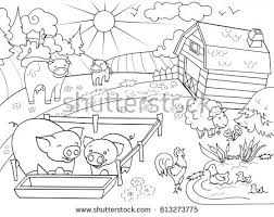 coloring book listen coloring book adults vector illustration stock vector