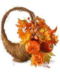 harvest cornucopia spectacular deal on national tree company orange 22 in harvest