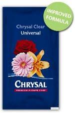 flower food packets chrysal clear universal flower food 5 gram lowest price in canada