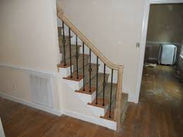 Glass Staircase Banister Astonishing Home Interior And Exterior Design With Various
