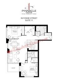 16 yonge street centre condos floor plans elizabeth