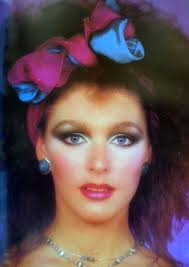 80s hair styles with scarves how to make a hairband from a scarf in pure 80s style via http