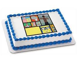 sponge bob cakes cakes order cakes and cupcakes online disney spongebob