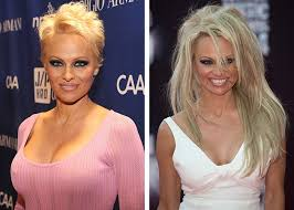 extensions for pixie cut hair pamela anderson ditches the pixie cut and returns to her rock