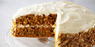 carrot cake with cream cheese frosting recipes food network canada