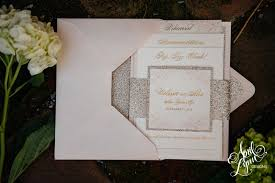 Blush Wedding Invitations Melissa Alex U0027s Blush And Gold Foil New Year U0027s Eve Wedding