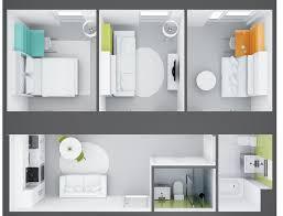 Three Bedrooms Long Island City U0027micro U0027 Units Will Have Three Bedrooms 6sqft