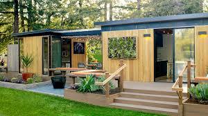 favorite backyard sheds sunset