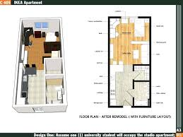One Bedroom Apartment Plans And Designs Decoration One Bedroom Apartment Plans And Designs