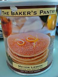 so little thyme meyer lemon pancake
