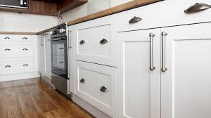 is paint or stain better for kitchen cabinets should you paint or stain your kitchen cabinets for an easy