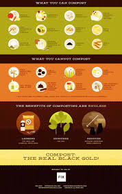 Coffee Grounds In Vegetable Garden by Infographic Comprehensive Guide To Composting Recoil Offgrid