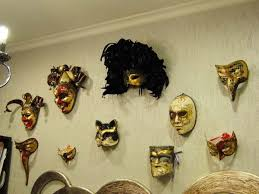 wall masks craft ideas and wall decorations masquerade masks