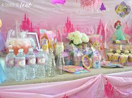 Disney Princess Party Decorations A Disney Princess Party On A Budget Plus Free Printables