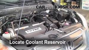 honda crv radiator replacement coolant flush how to honda cr v 2002 2006 2006 honda cr v se