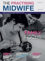 the practising midwife