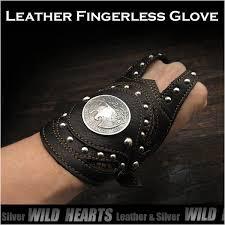 leather bracelet wristband images Wild hearts rakuten global market biker gear leather punk jpg