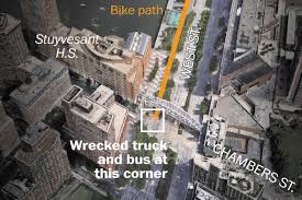 Citi Bike New York Map New York Vehicle Attack Everything You Need To Know Washington Post