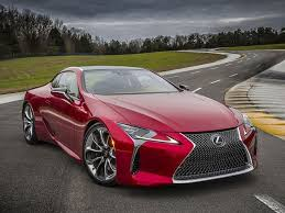 lexus lc f hp lexus lc f will take on the nissan gt r in 2019