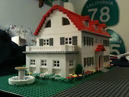 amityville house floor plan custom build lego amityville horror house home cc youtube