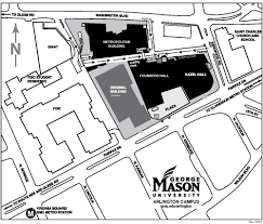 arlington campus maps scalia law