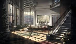 Dishonored Map Dishonored 2 Screenshots And Artworks Feed4gamers