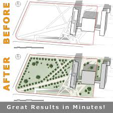 plan view top view trees cutout plan view tree library for architecture