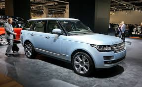 range rover diesel engine 2014 land rover hybrid range rover sport hybrid photos and info