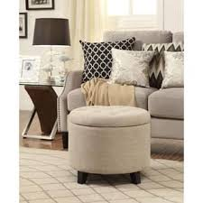 Circle Ottomans Ottomans Storage Ottomans For Less Overstock