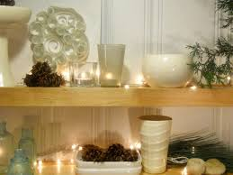 Christmas Lights In A Vase by 10 Ways To Decorate Your Home For Winter Hgtv U0027s Decorating